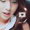 恵梨香 → ♡