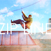 the mcroxoring jingle jangle: Arrested Development: Buster - zip line