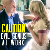 Lex: Caution Evil Genius at Work