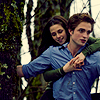 Edward/Bella // Back Cling