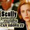Miria: scully shove it by guilty_icons