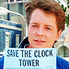 "BTTF01 - MJF - ""save clock"""