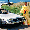 BTTF01 - MJF - radation suit DeLorean