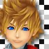 Quin: Roxas checkered smile