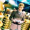 ♥ bella in wonderland: DW: David > Daleks