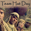 casett: SG1-Team Hat Day