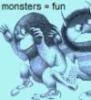 Monsters=Fun!