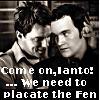 Placate the fen, jack/ianto