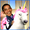 Politics: Obama: Change Unicorn!