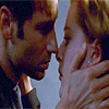 X-Files Almost kiss