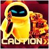 WALL-E: Caution! Rogue Robots!