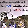 Camelot, Monty Python
