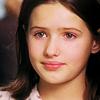 Rebecca: happy smile