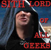 outsideth3box: SGA Sith Lord of All Geeks