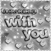 Only me with you