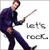 Dr. House rock