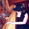 hat, harp, antiharpist, myself