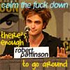 hayley_cullen: Calm Down! - Rpattz