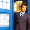 Virginia: Ten and the Tardis