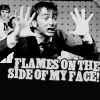 Doctor Who - Faceflames