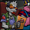 Punk Sly Cooper Reading