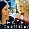 peyton & nikki, hate