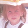 Jenni as a little one
