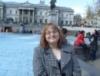 me in Trafalgar Square