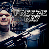what a crazy random happenstance: freeze ray
