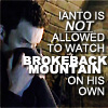 ianto - brokeback mountain