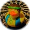 trippy duck