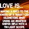 hk defines love