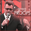 greg proops microphone