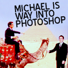 Office // Michael photoshop