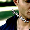 [SPN] Dean - Bite Here