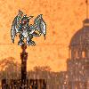 dragon - pole sitting