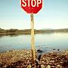 Laura: stop