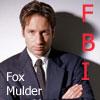 Fox Mulder: FBI