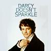 sparkle, darcy