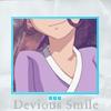 yuffie_kun: [Katara] A devious smile
