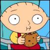 Stewie cookie
