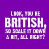 Eddie Izzard: British