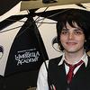 gerard with umbrella