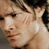 Sam scratched - by ilovedwilson