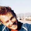 lover all alone: Heath: smile