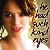 sarah kind eyes