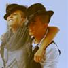 PAULINA。: GDYB → best buddies