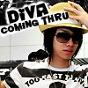 Heechul Diva coming through