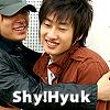 EunHae Shy!Hyuk