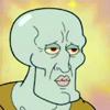 squidward : HANDSOME MAN 8D